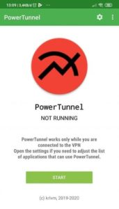 Download Power Tunnel Apk