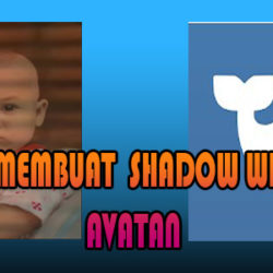 Cara Membuat Foto Shadow Window Avatan