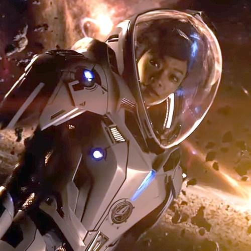 В сеть выложен первый трейлер фильма Star Trek: Discovery