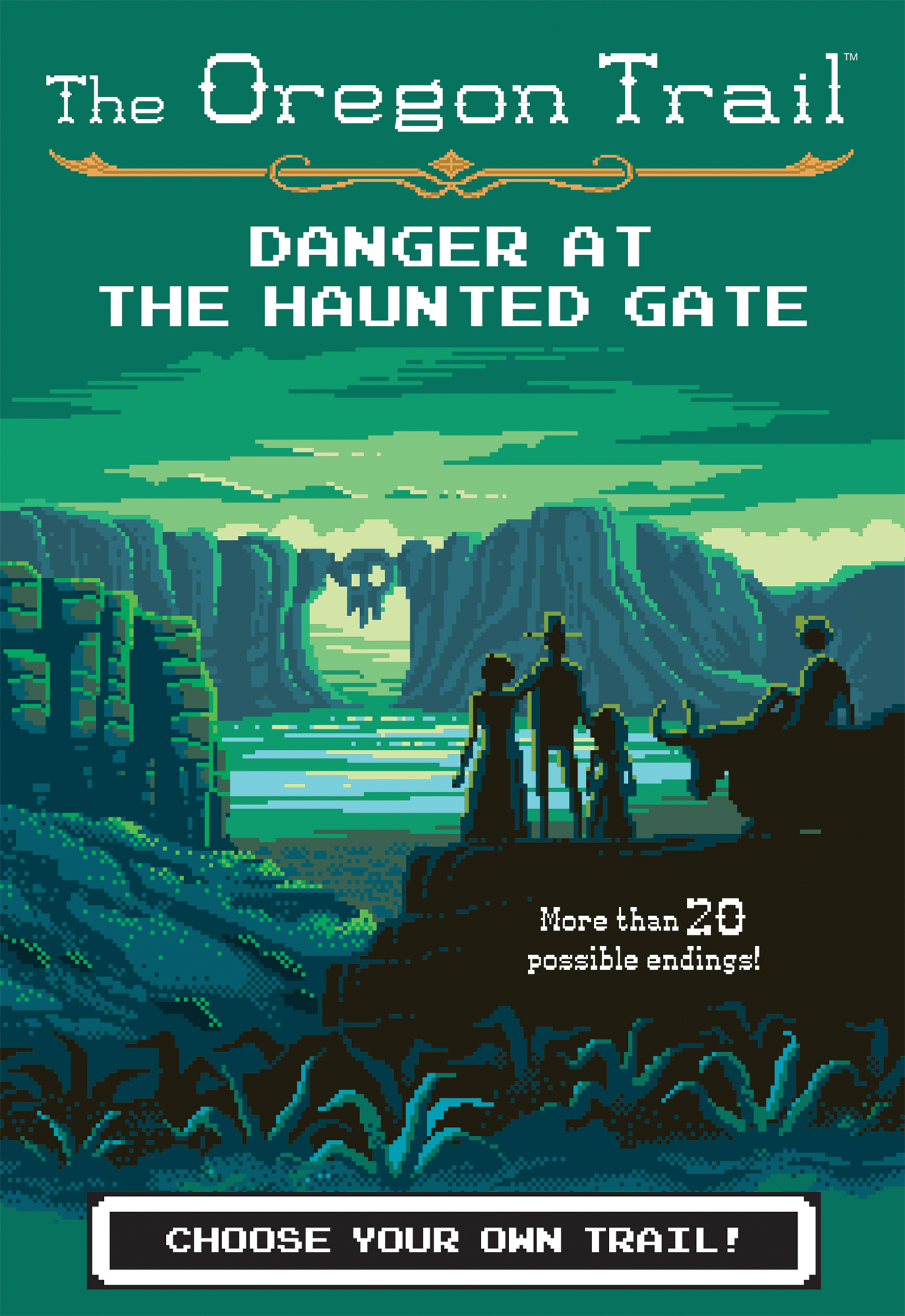 Review The Oregon Trail Gamebook News