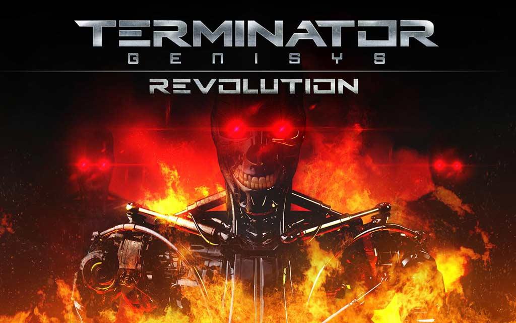 Скачать Terminator Genisys: Revolution, Terminator Genisys: Revolution