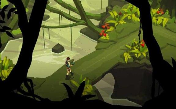 [Gamescom 2015] Lara Croft GO выйдет уже в этом месяце