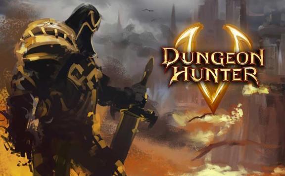 Dungeon Hunter 5 - Адамантовый Союз