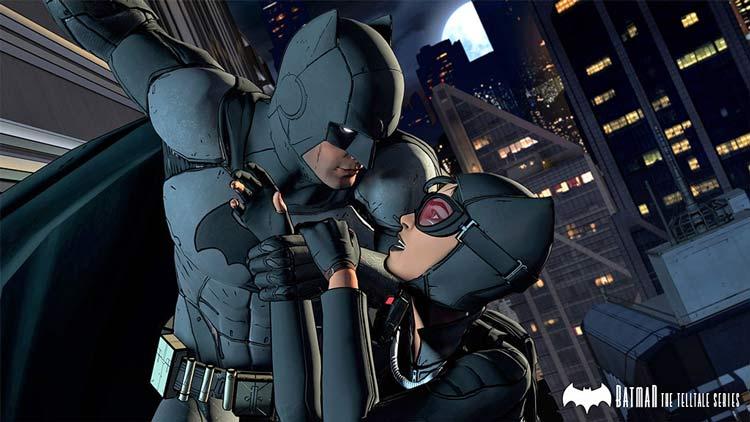 Дата релиза Batman: A Telltale Games