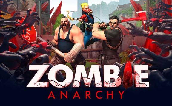 Скачать Zombie Anarchy, скачать Зомби в городе
