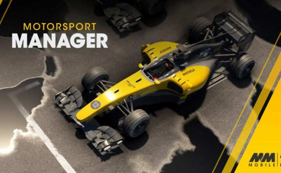 Скачать Motorsport Manager Mobile 2 на iOS Android