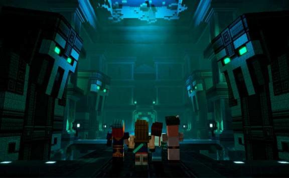 второй сезон Minecraft: Story Mode