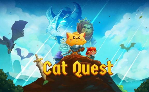 Скачать Cat Quest на Android iOS