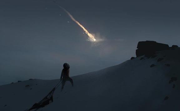 Авторы Limbo опубликовали новый концепт-арт своей новой игры
