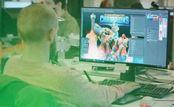 Gameloft опубликовала дневник разработчиков где рассказывает о Dungeon Hunter Champions