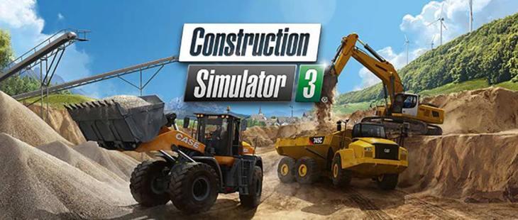 Скачать Construction Simulator 3 на iOS Android