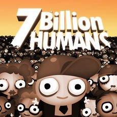 Скачать 7 Billion Humans на iOS Android