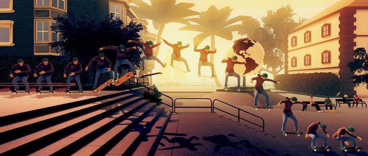 Скачать Skate City на iOS Android