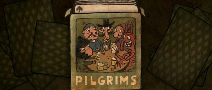Скачать Pilgrims (Пилигримы) на iOS Android