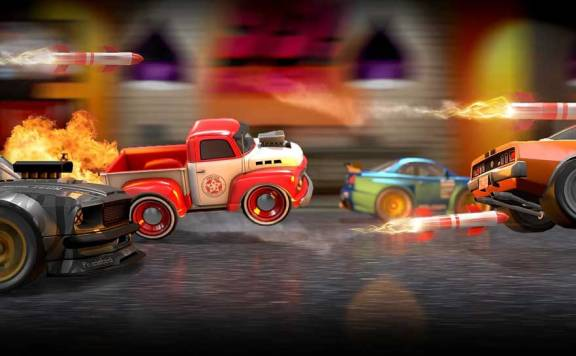 Скачать Table Top Racing: World Tour на Android iOS