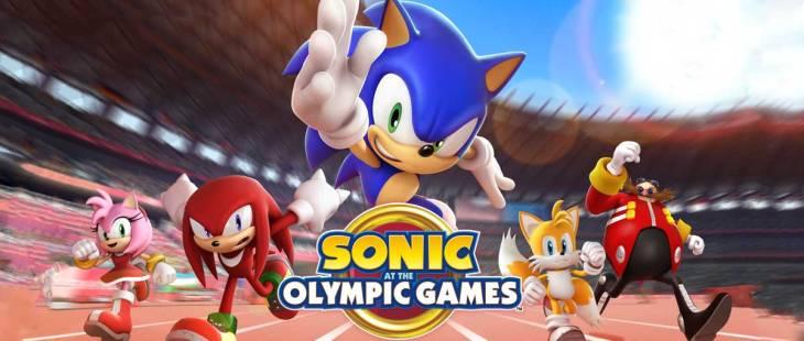 Скачать Соник на Олимпийских играх на Android iOS