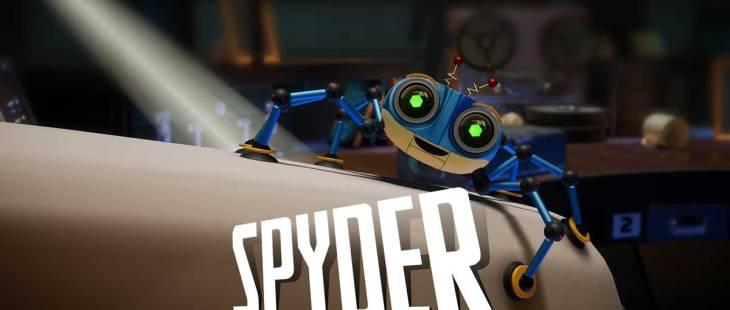 Скачать Spyder на iOS Android