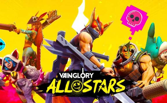 Скачать Vainglory All Stars на Android iOS