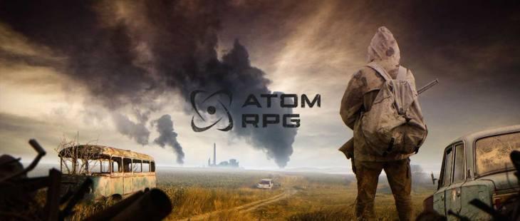 Скачать ATOM RPG на Android iOS