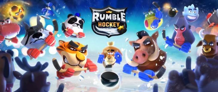 Скачать Rumble Hockey на Android iOS