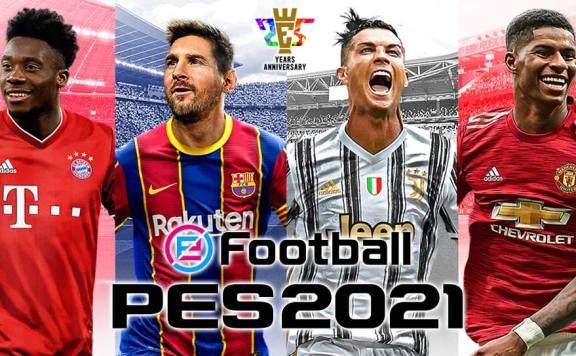 Скачать eFootball PES 2021 на Android iOS