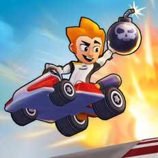 Скачать Boom Karts на Android iOS