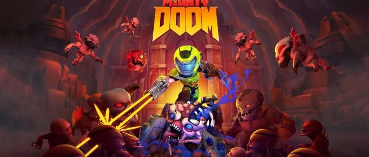 Скачать Mighty DOOM на Android iOS
