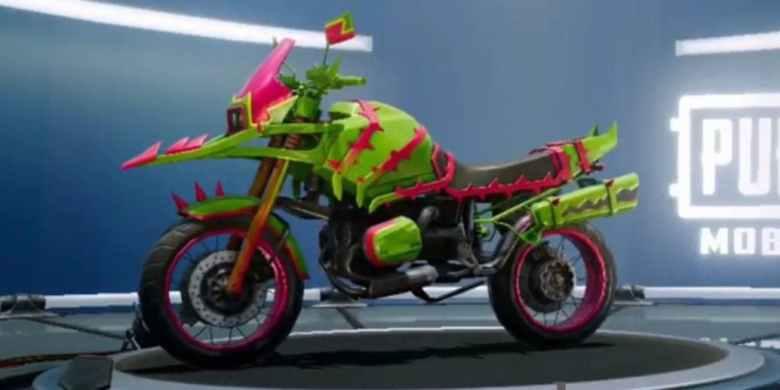 Мотоцикл 19 сезон RP
