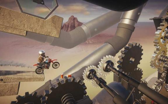 Обзор Bike Baron 2