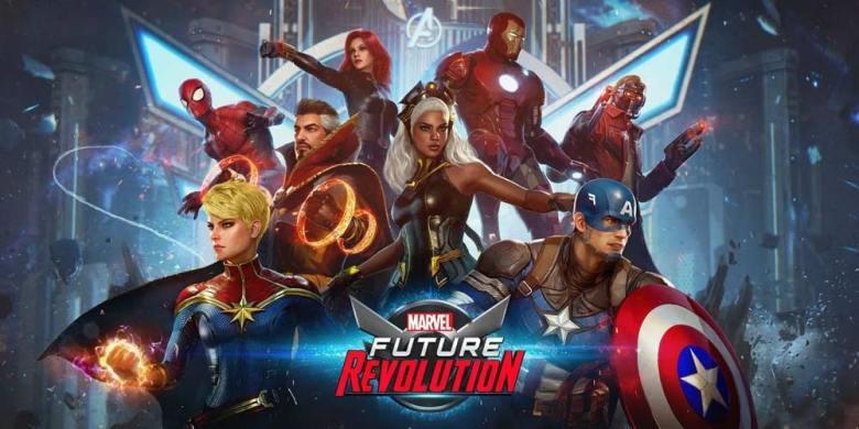 Скачать MARVEL Future Revolution на Android iOS
