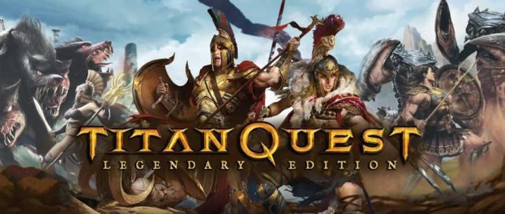 Скачать Titan Quest: Legendary Edition на Android iOS