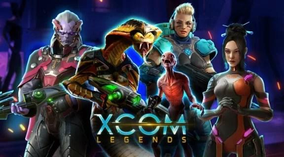 xcom legends ios android