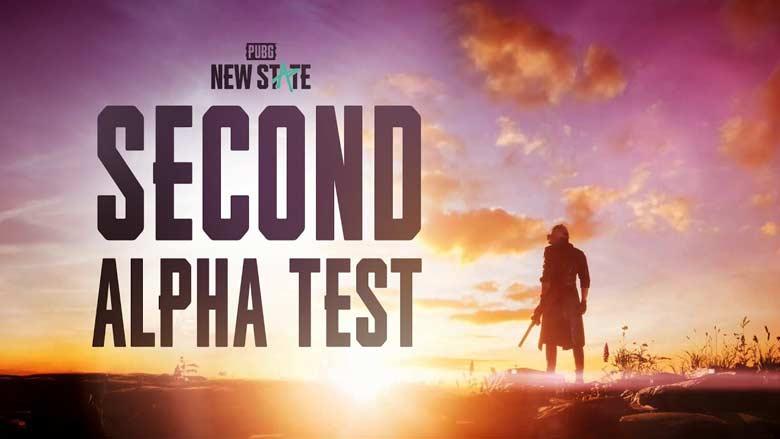 PUBG: New State второй альфа-тест