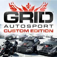 Скачать GRID Autosport: Custom Edition на Android iOS