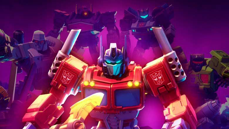 Transformers: Tactical Arena