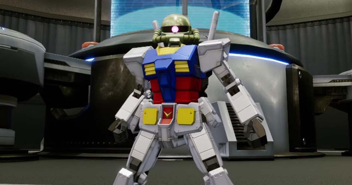 New Gundam Breaker Tetapkan Versi Inggrisnya - Gamebrott.com