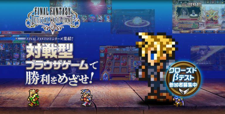 Square Enix Resmi Umumkan Game Terbaru Final Fantsasy