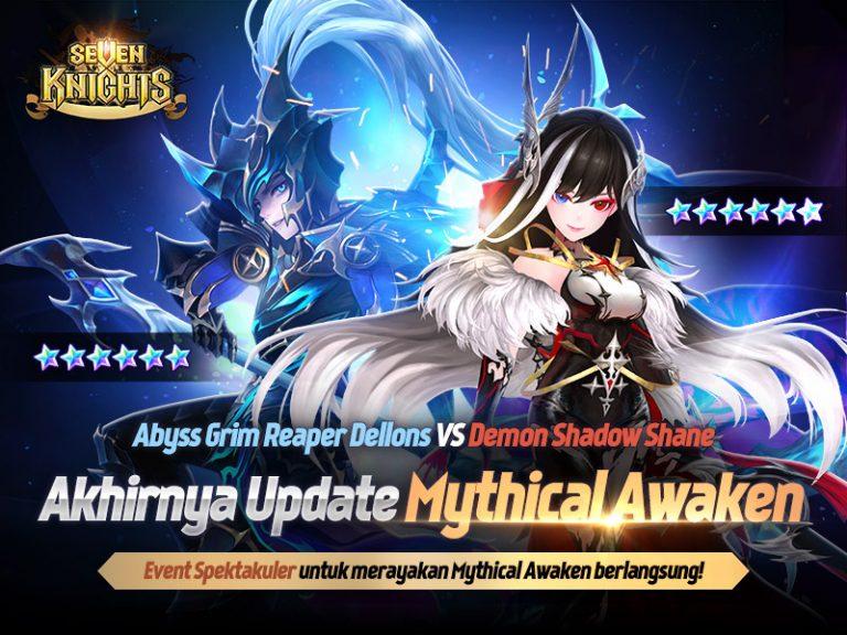 seven knights hadirkan update