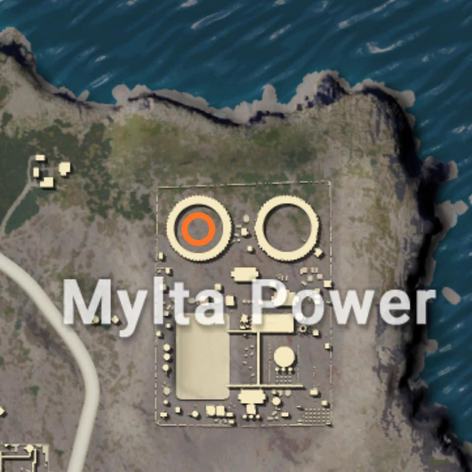 lokasi treasure 1