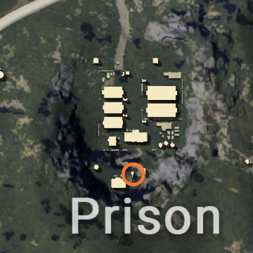 lokasi treasure 7