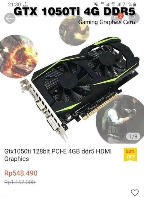 Cara Setting Vga Nvidia Geforce Untuk Game : setting, nvidia, geforce, untuk, Palsu, Pengertian,, Resiko,, Menghindarinya, Gamebrott.com