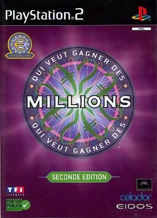 Qui Veut Gagner Des Millions Jeu : gagner, millions, Gagner, Millions, Seconde, édition, Occasion, Gamecash