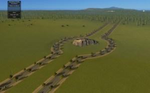 Мод Roundabout Builder - кольцевые развязки для Cities Skylines