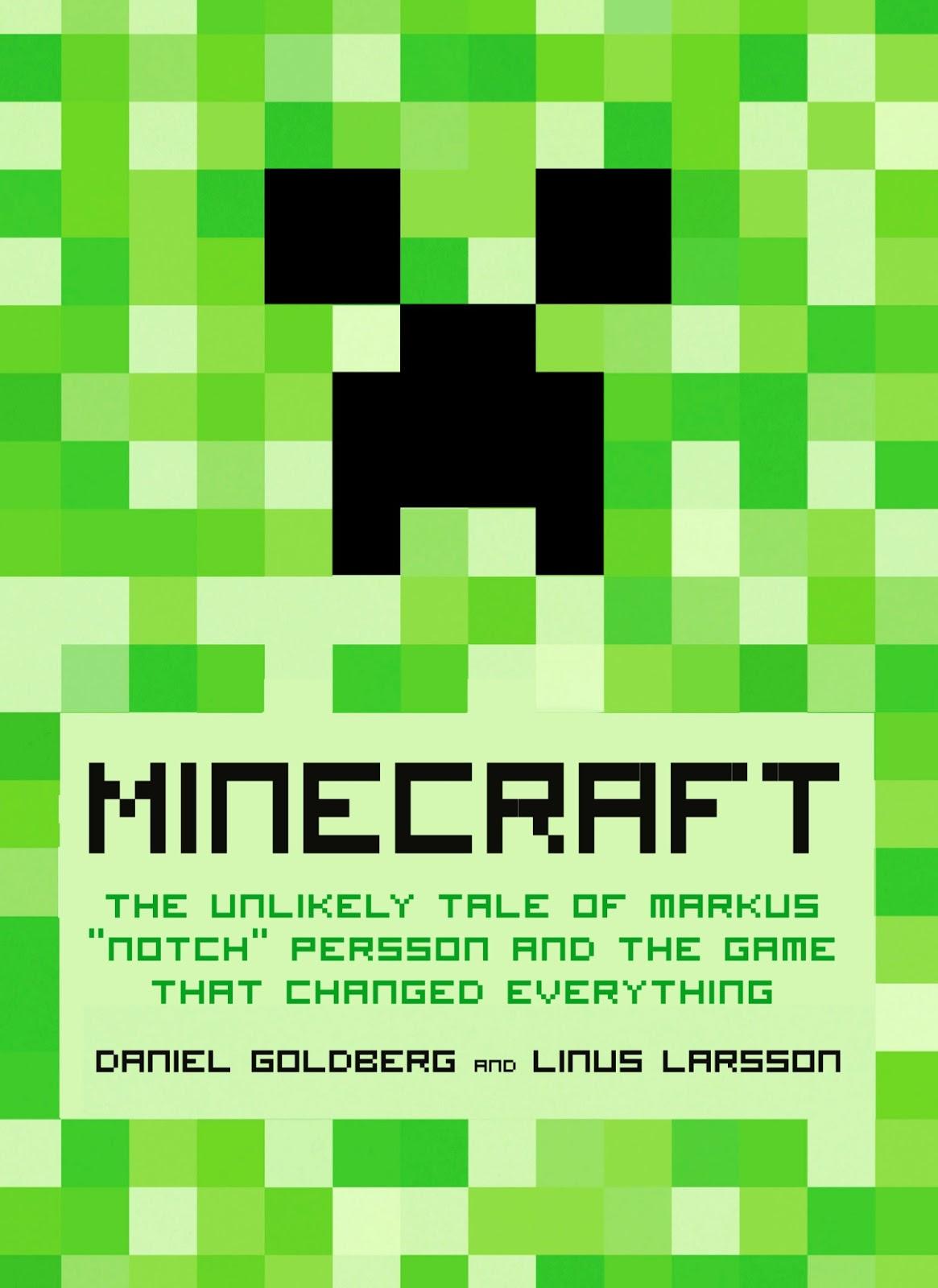 Minecraft Book Talk NYU Game Center