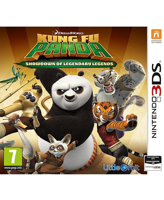 Kung Fu Panda Showdown Of Legendary Legends Gamechanger