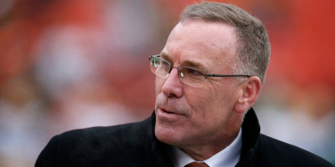 Browns Part With Dorsey