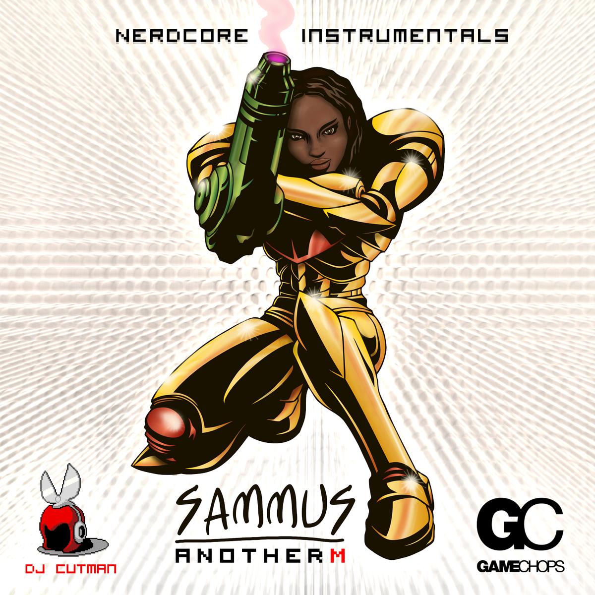 Sammus + Dj CUTMAN | Nerdcore Instrumentals 2
