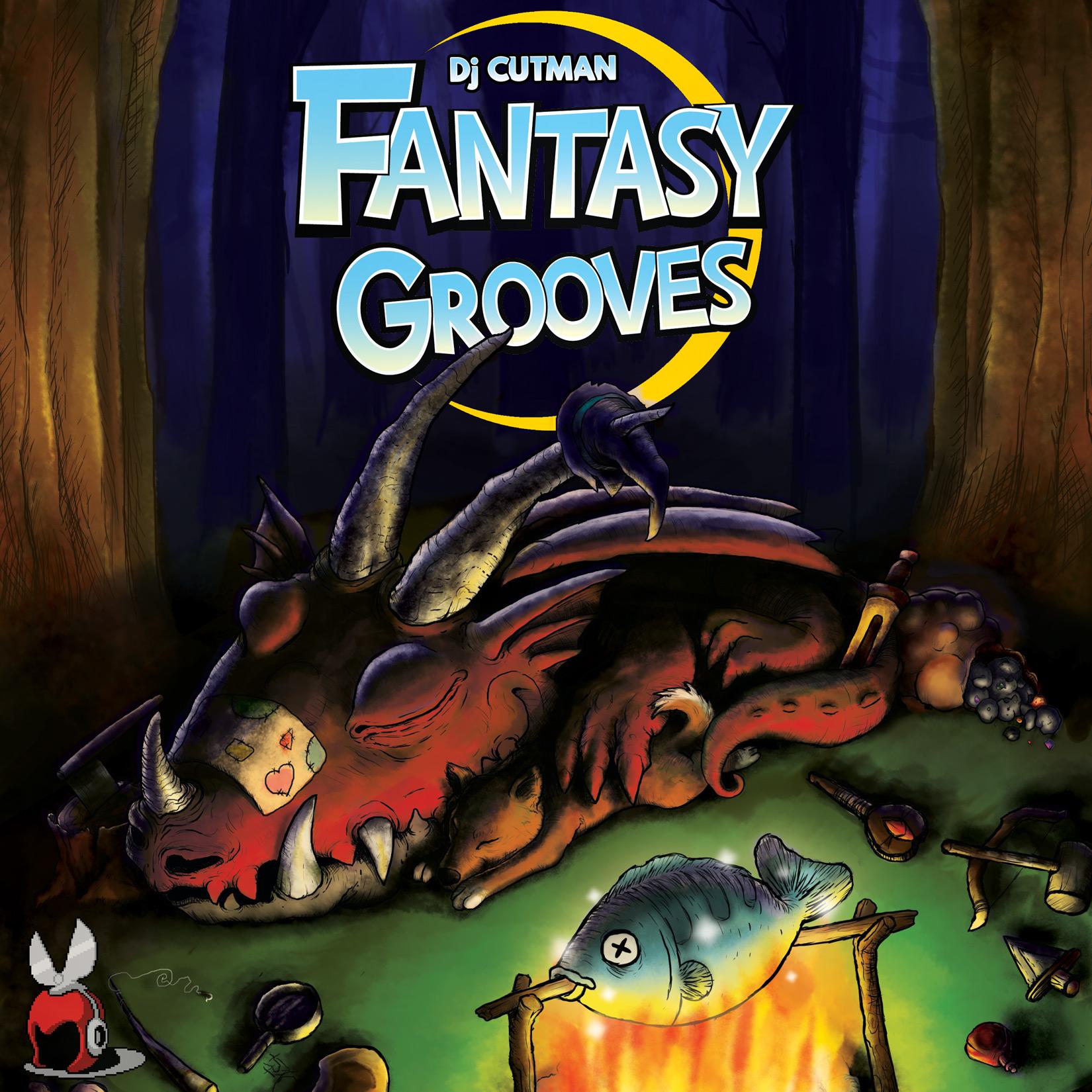 Fantasy Grooves – Dj CUTMAN