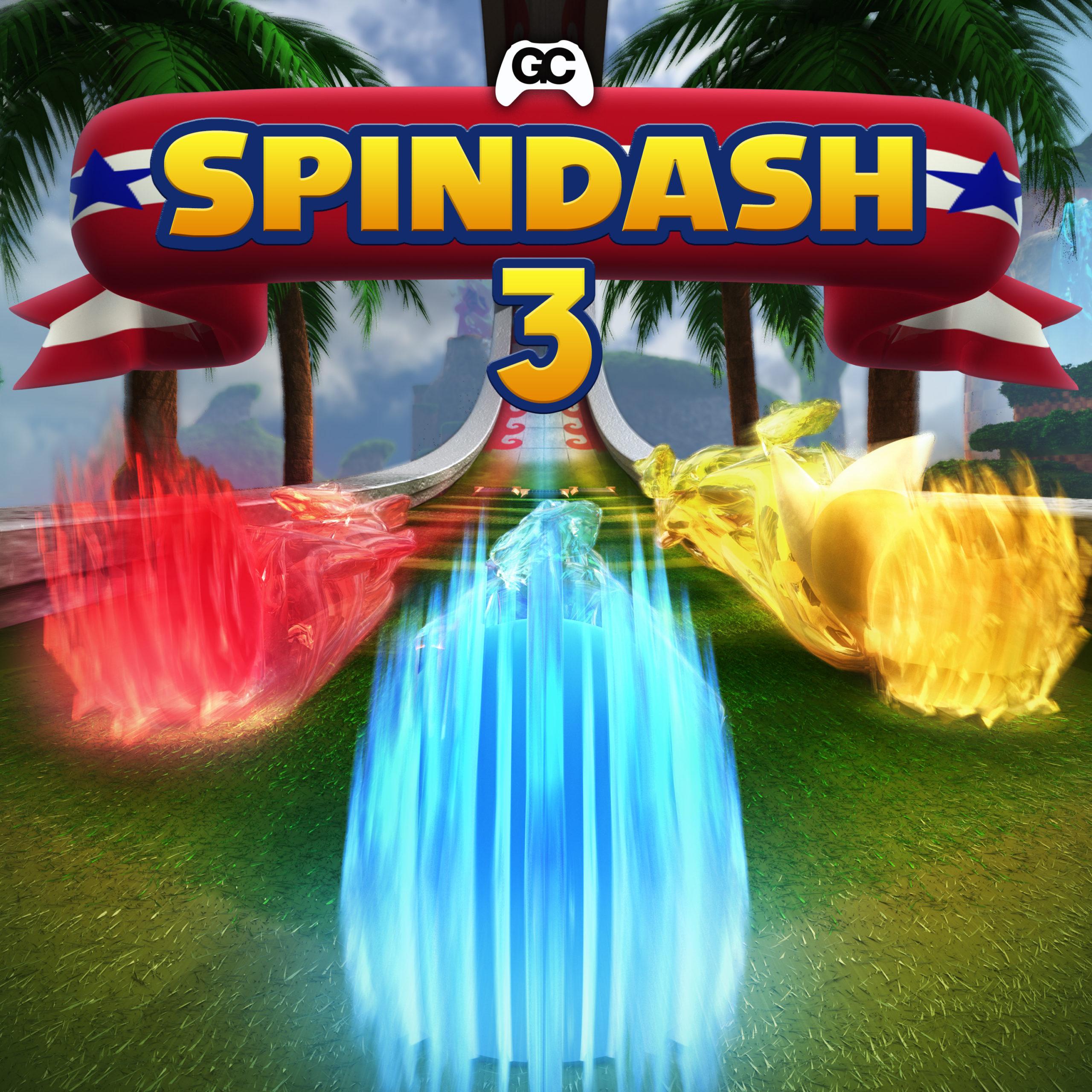 Spindash 3