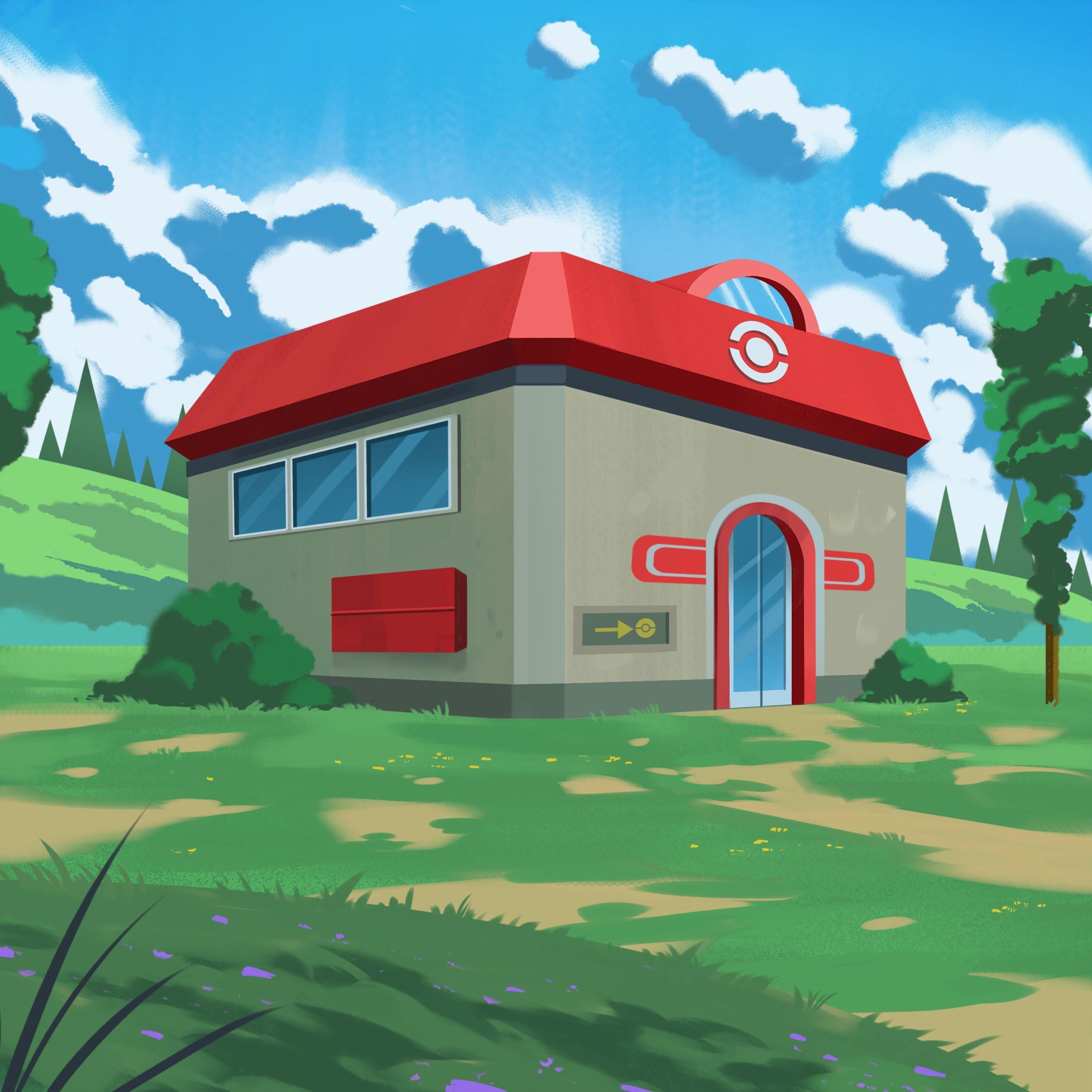 Pokémon Center – Tee Lopes